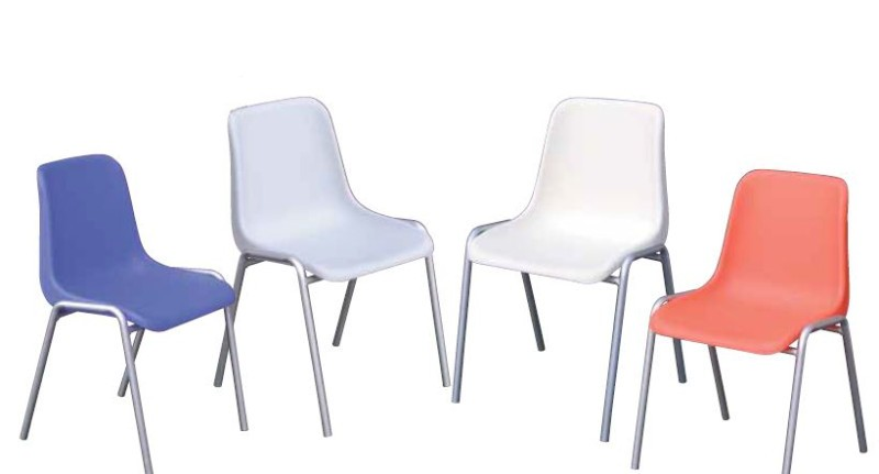Collectivit s chaise coque for Chaise coque