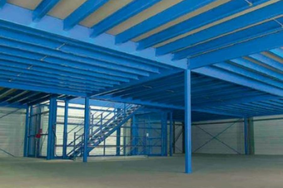 Stockage magasin